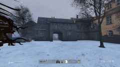 Our old base.. Winter's changed it.