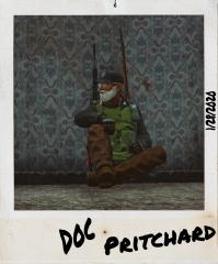 Doctor Frank Pritchard