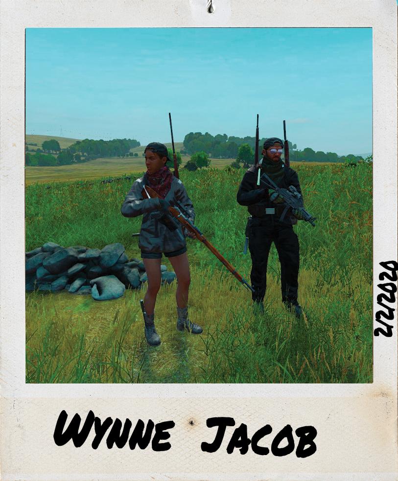 Wynne and Jacob