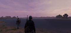 Hunting?