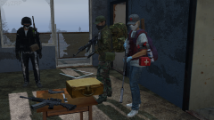 drug deal? not quite..