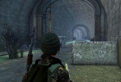 Crotch Island Tunnels