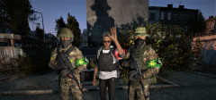 Photos with Soldiers 2