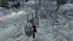 Many died in Vorkuta, but some found a resting place.