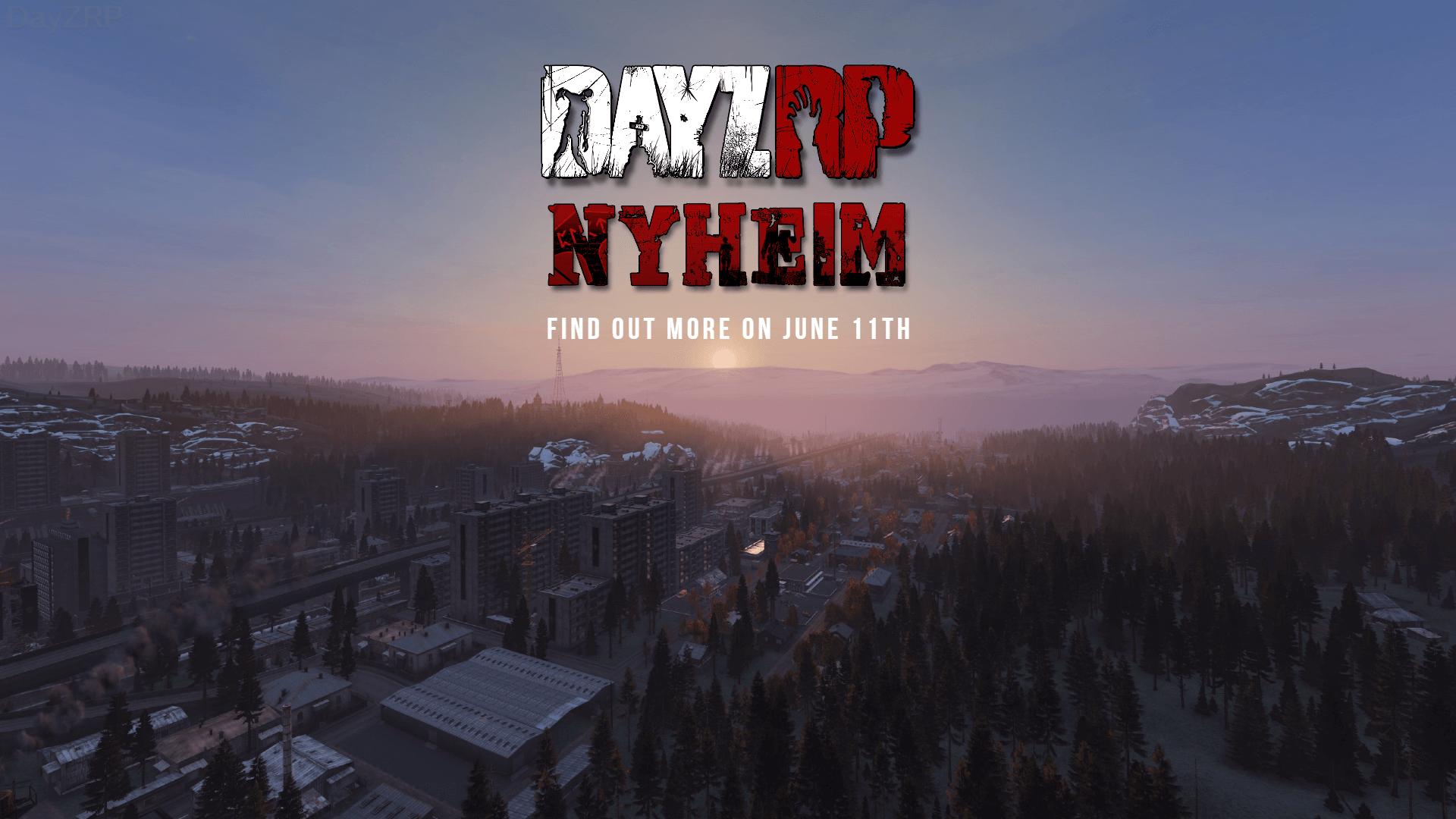 DayZRP Nyheim reveal